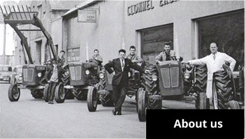 Barlo Motor Group - About Us - History of the Company