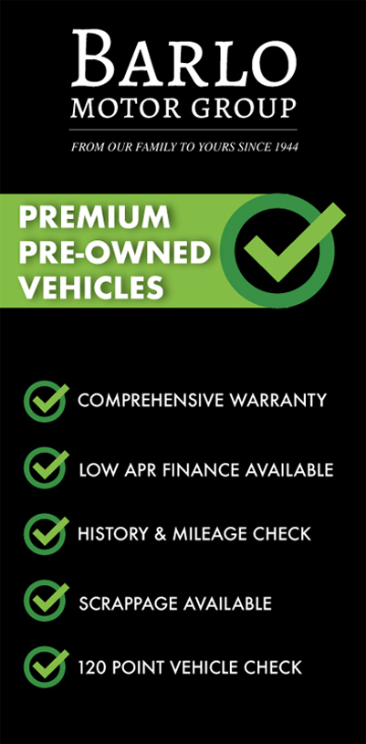 Barlo Motor Group Approved Used Vehicles