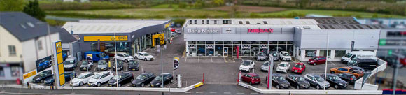 Barlo Kilkenny - Nissan and Opel