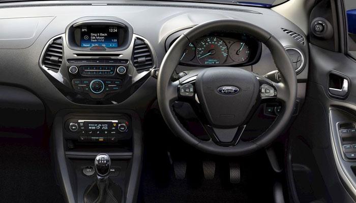 Ford Ka Plus Entertainment System Ford Ka Plus Interiord