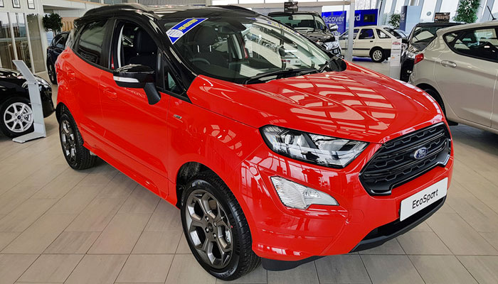 The new Ford Ecosport at Barlo Motors Thurles, Sales Manager Review