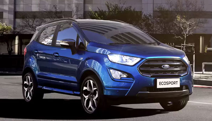 All-New Ford Ecosport Now Available at Barlo Motors Clonmel & Thurles
