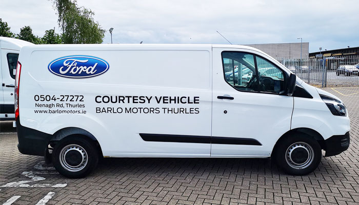 cfe31afe59 The New Ford Transit Custom 300 LWB Test Drive