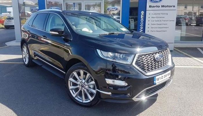 Big is beautiful - Manager's Review of the Awesome Ford Edge Vignale