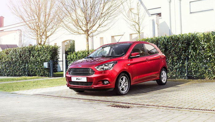 The New Ford KA+ at Barlo Motors Thurles - Sales Manager's review