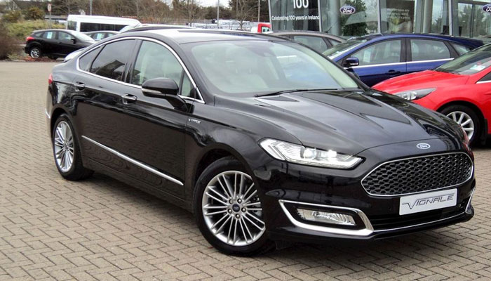 The All New Ford Mondeo Vignale Hybrid Manager's Review