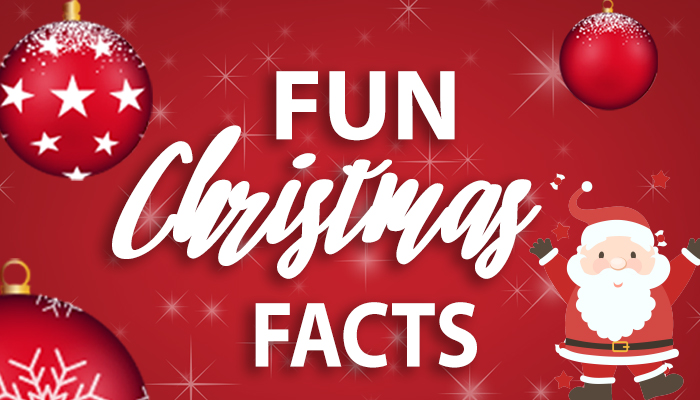 Some Christmas Season fun facts