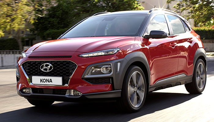 All-New Hyundai KONA - Dare to Be Different