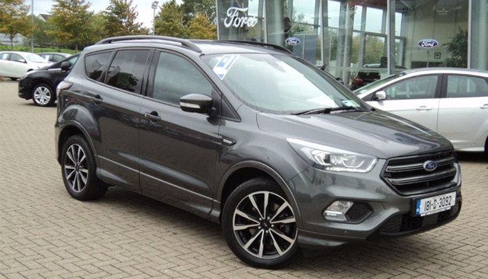 Ford Kuga ST-Line 1.5 TDCi, A Sales Manager's review