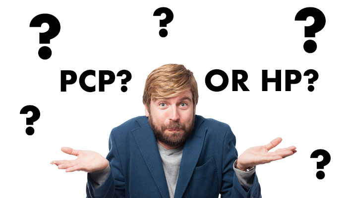 The Myths Surrounding HP/PCP