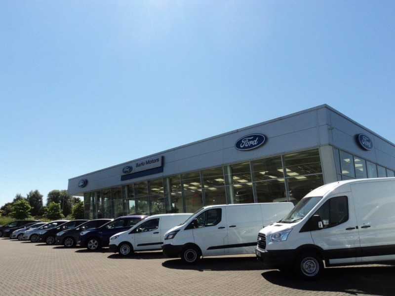Ford Ford TRANSIT COURIER COURIER 1.5TDCi 75PS BASE 6SPEED