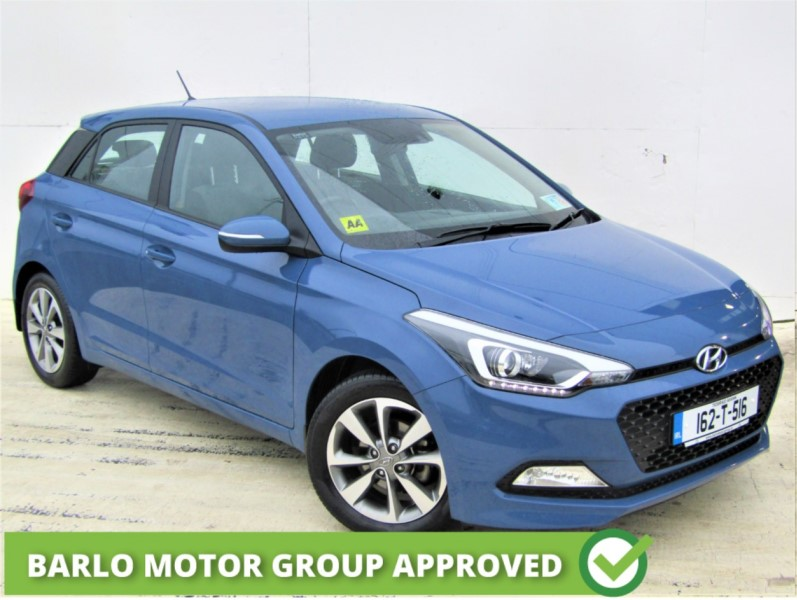 Hyundai Hyundai i20 DELUXE 1.25i **LOW RATE FINANCE AVAILABLE**