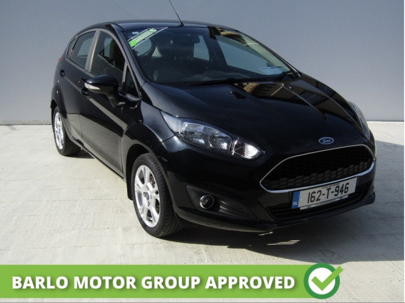 Ford Ford Fiesta ZETEC 1.25 (only 39k Km)