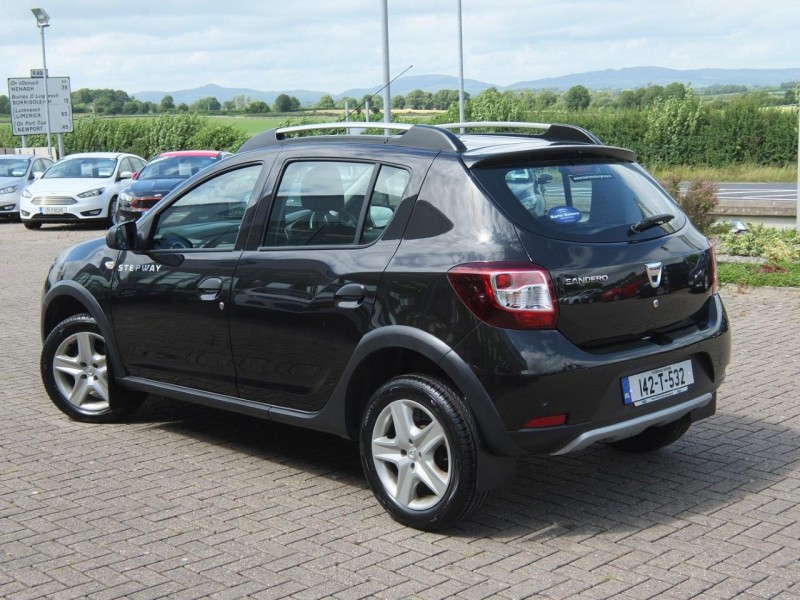 Dacia Sandero Stepway STEPWAY SIGNATURE 1.5 TDi 5DR WELL MINDED AND WELL PRICED STEPWAY IN HIGH SPEC