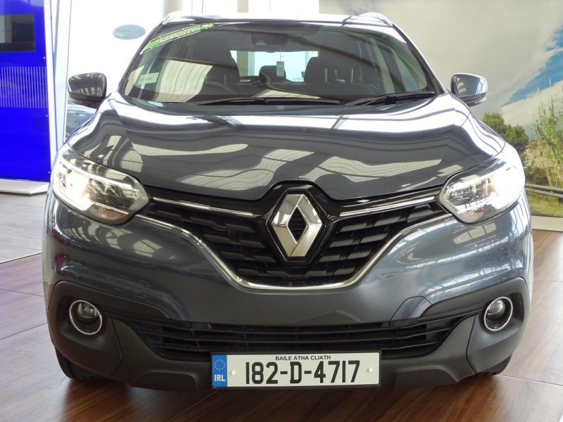 Renault KADJAR DYNAMIQUE NAV ENERGY 1.5 DCi 5DR FROM ONLY ++EURO++67.00 A WEEK