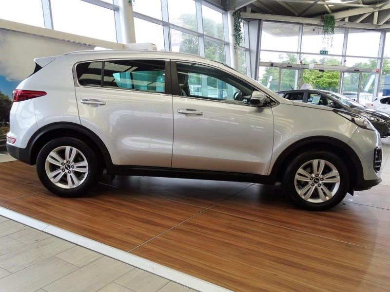 Kia Sportage PLATINUM SAM 1.7 CRDi 5DR FROM ONLY ++EURO++75.00 A WEEK