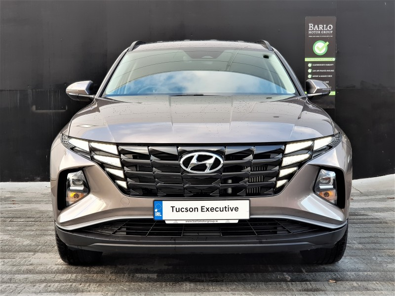 Hyundai Tucson EXECUTIVE 1.6CRDi **NOW IN STOCK**