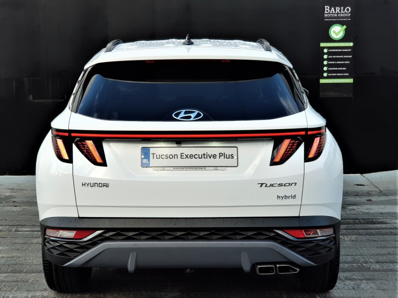 Hyundai Tucson EXECUTIVE PLUS 1.6i HYBRID 230BHP